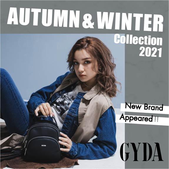 GYDA 2021AWシリーズ